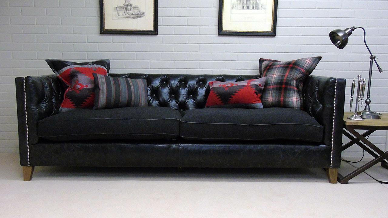 Garrick Sofa - Front View