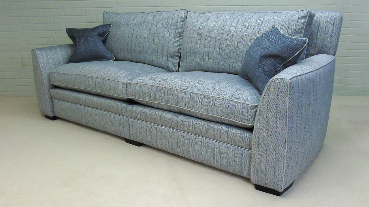 Duresta Greenwich Sofa - Angled View
