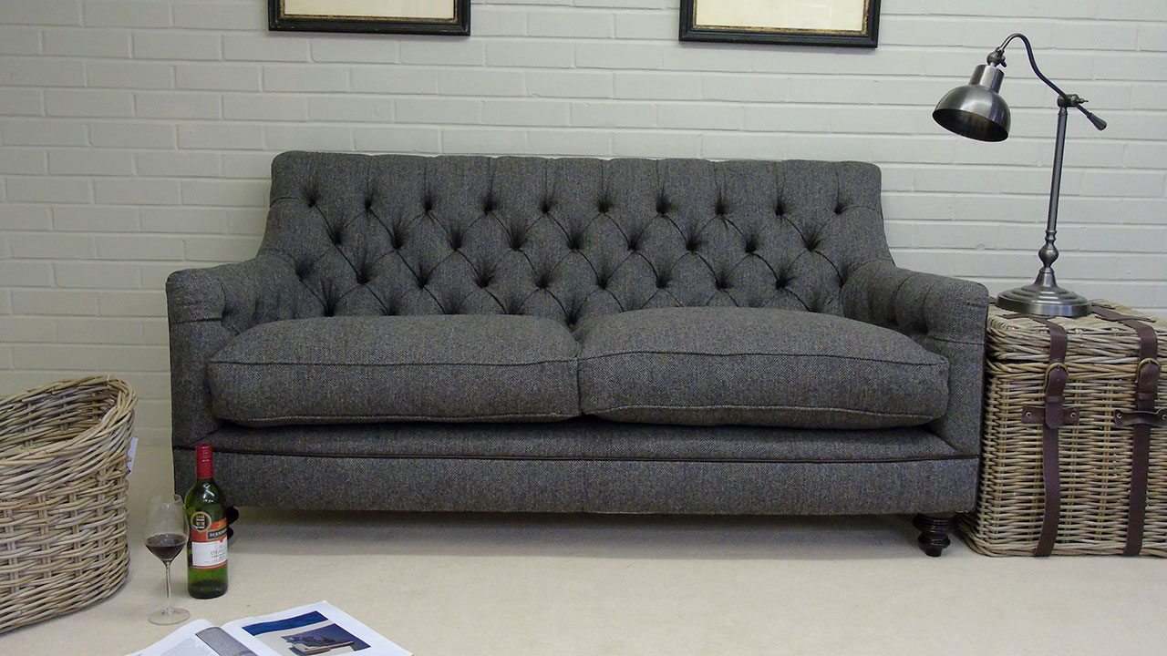 Guillane Sofa - Front View