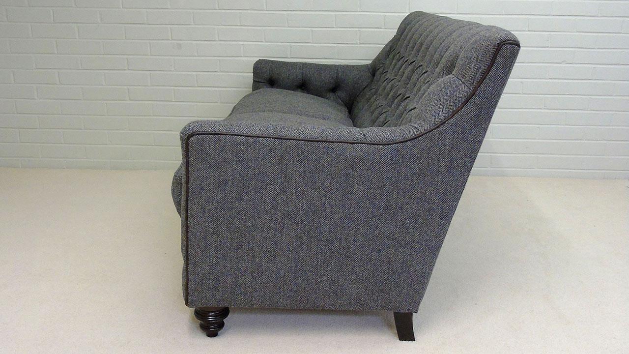 Guillane Sofa - Side View