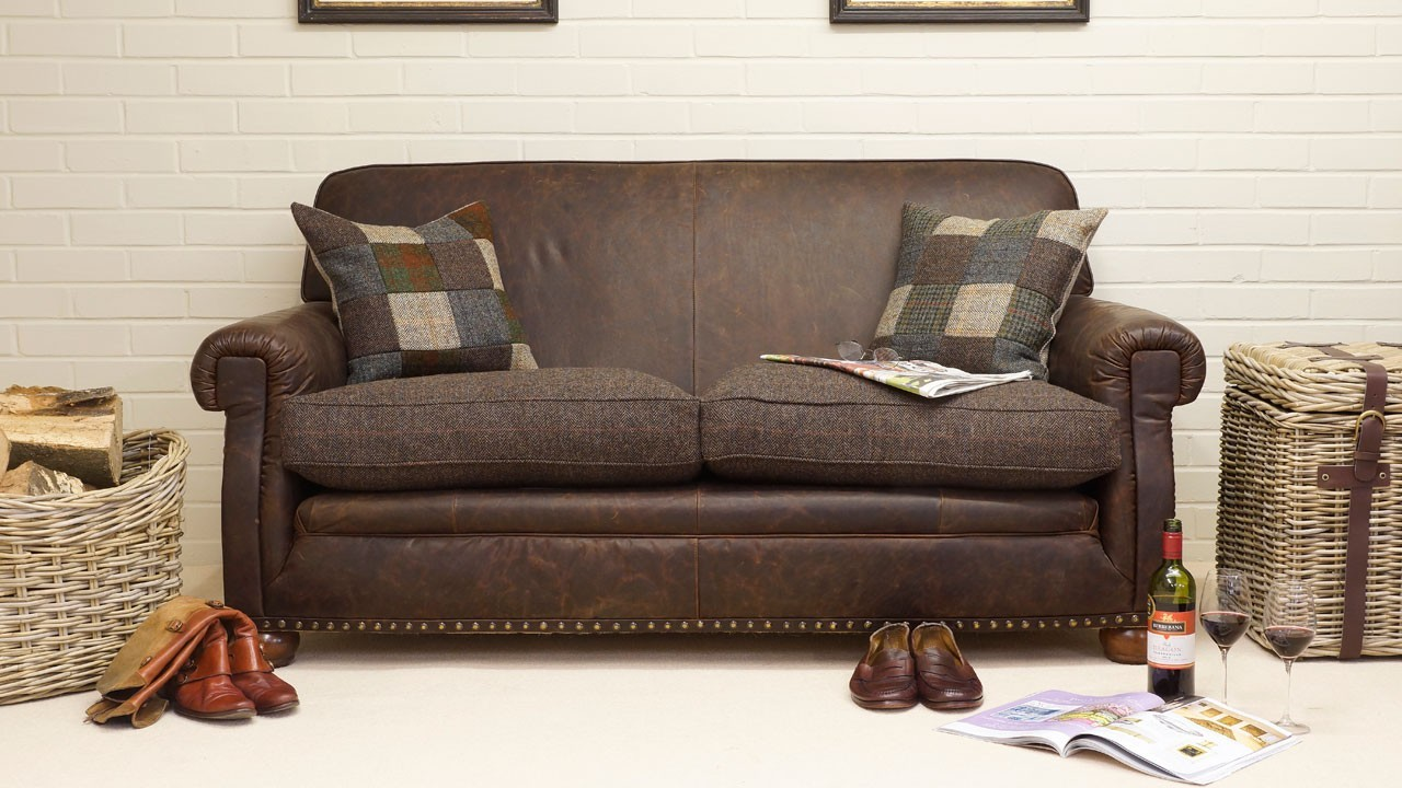 Islay Sofa - Front View