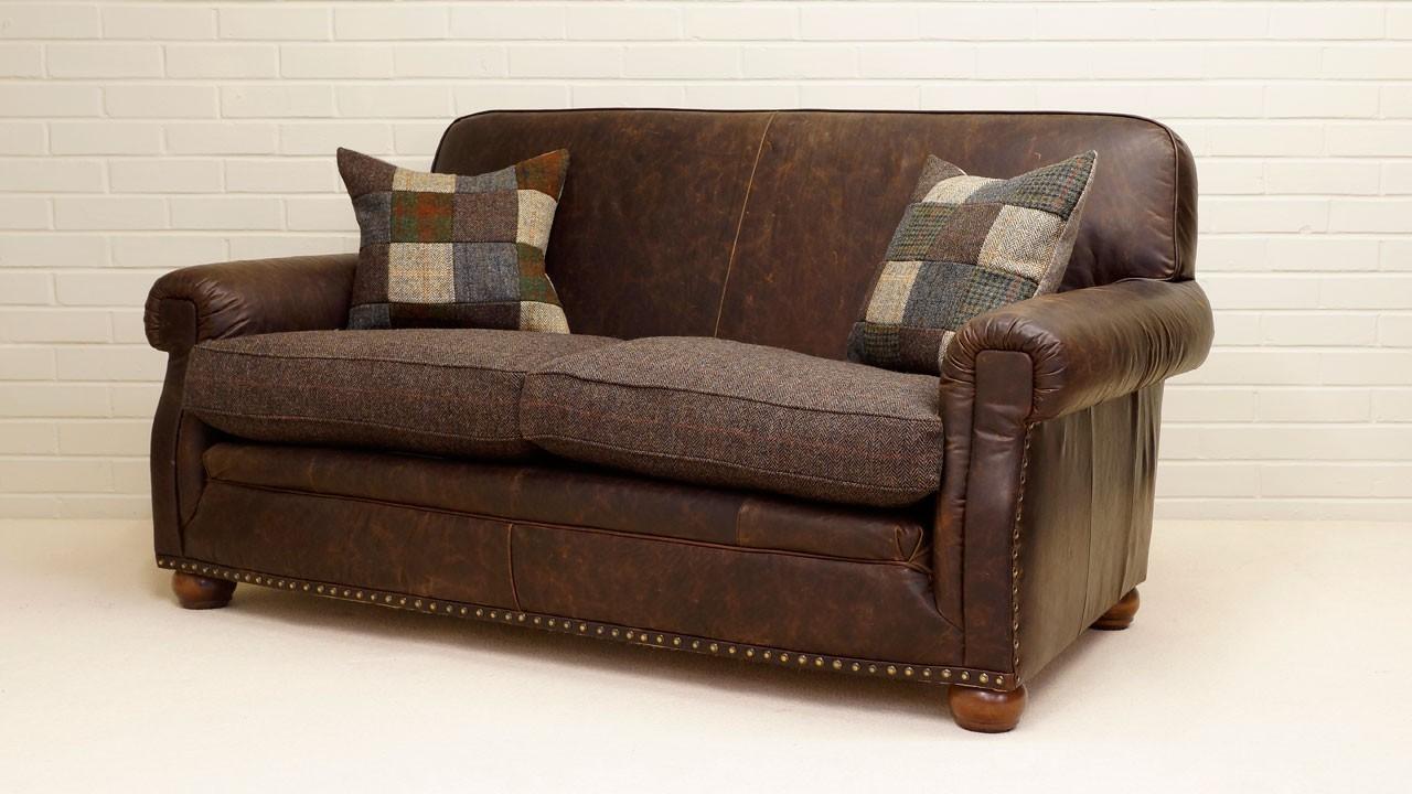 Islay Sofa - Angled View