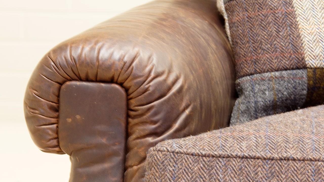 Islay Sofa - Detail View