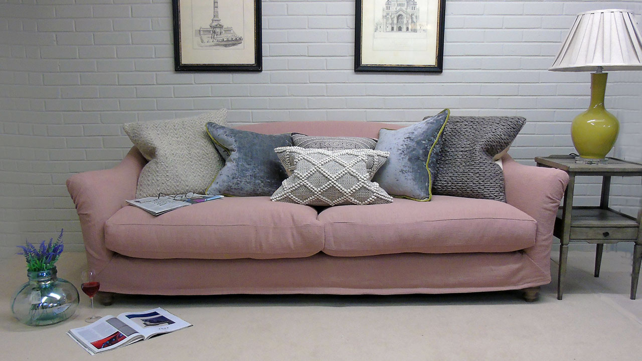 Katy Sofa - Front View