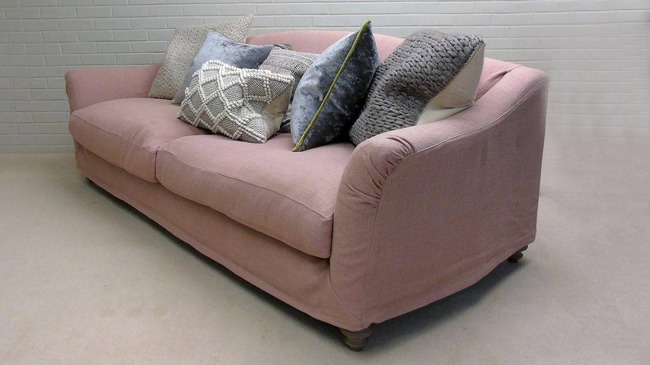 Katy Sofa - Angled View