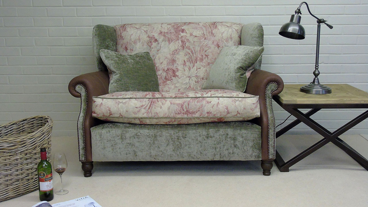 Kelso Sofa - Front View - Alternative