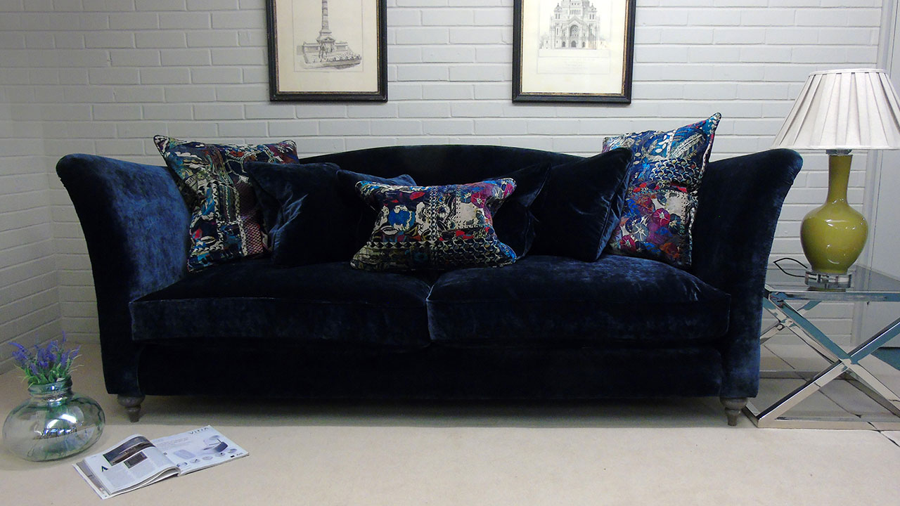 Lulu Sofa - Front View