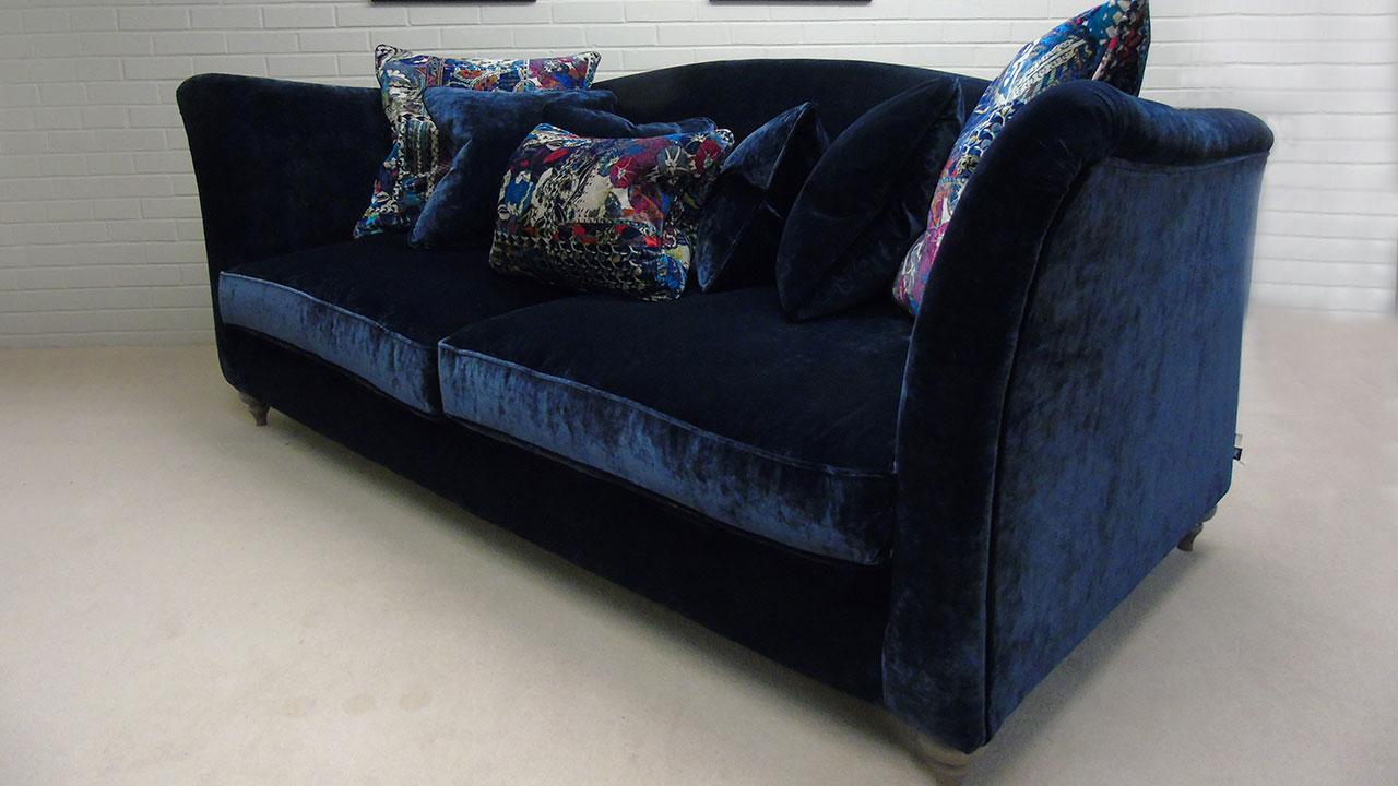 Lulu Sofa - Angled View