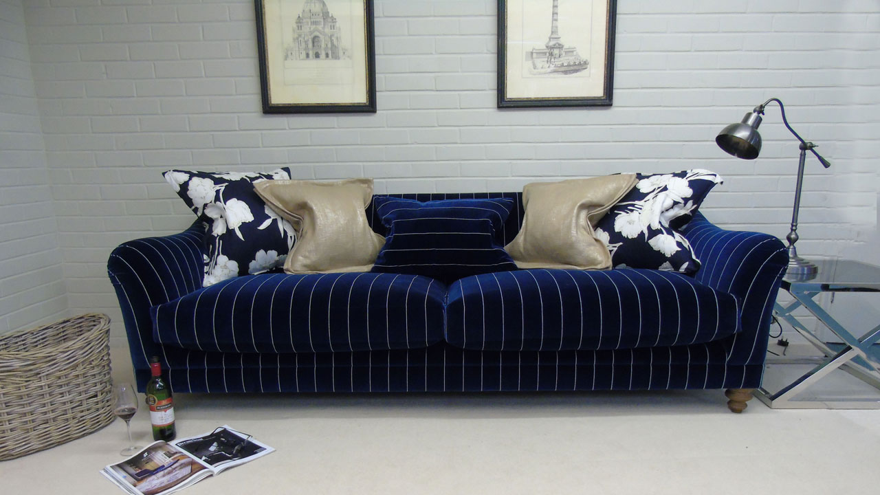 Malone Sofa - Front View