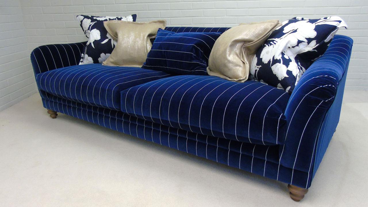 Malone Sofa - Angled View