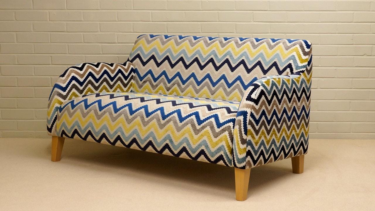 Metro Sofa - Angled View - Colour 1