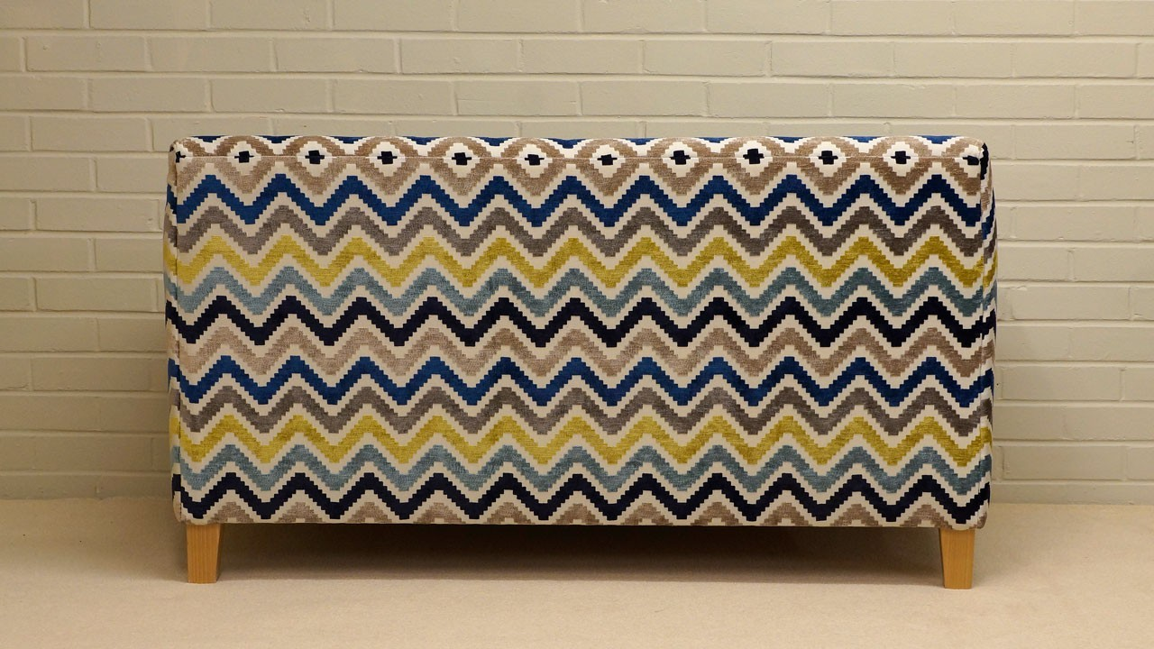 Metro Sofa - Back View - Colour 1