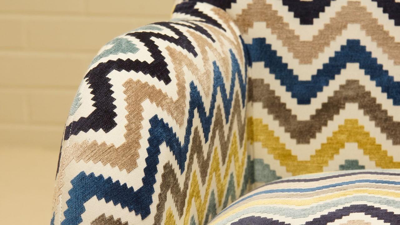 Metro Sofa - Detail View - Colour 1