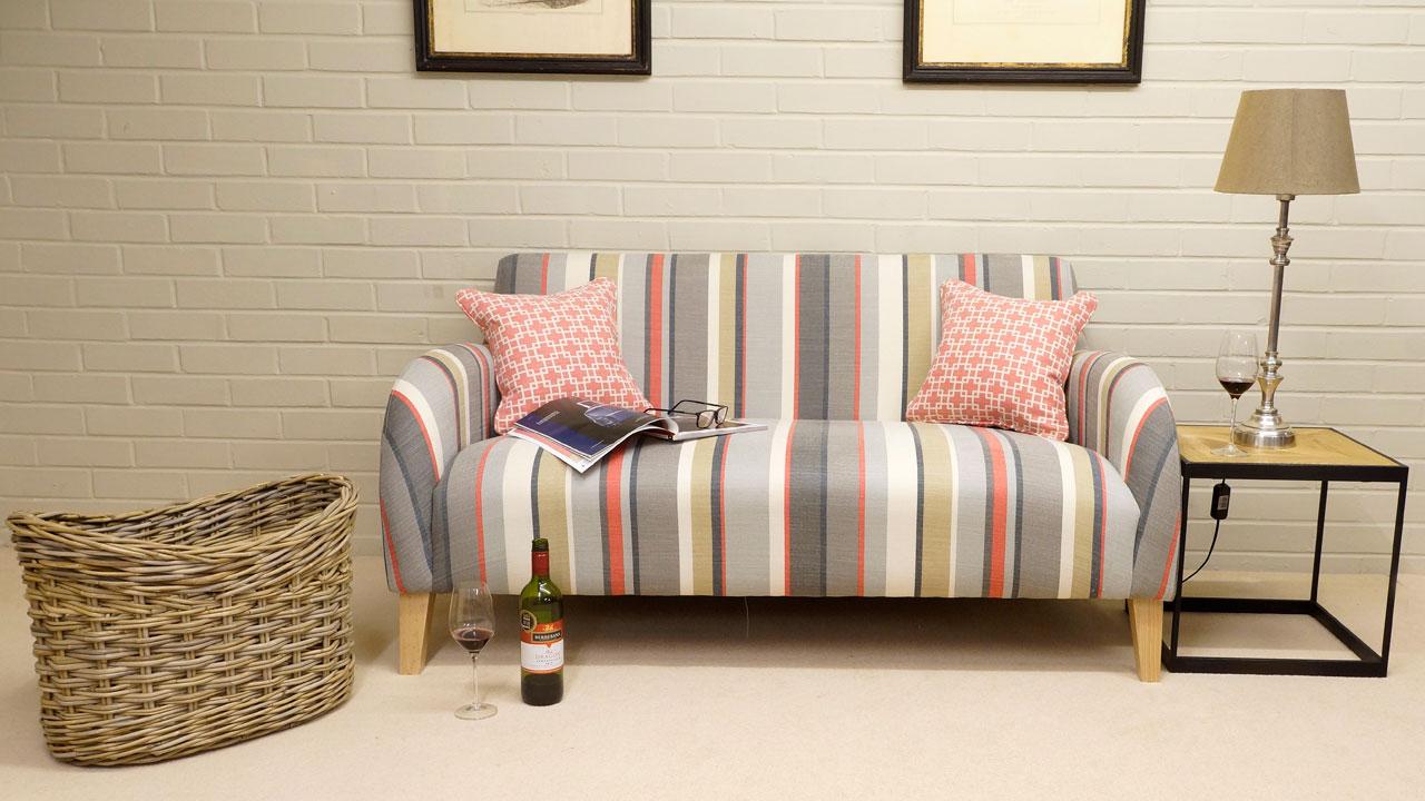 Metro Sofa - Front View - Colour 2