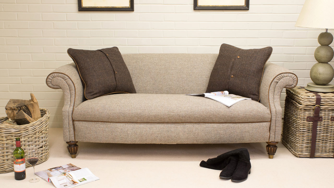 Oban Sofa - Front View