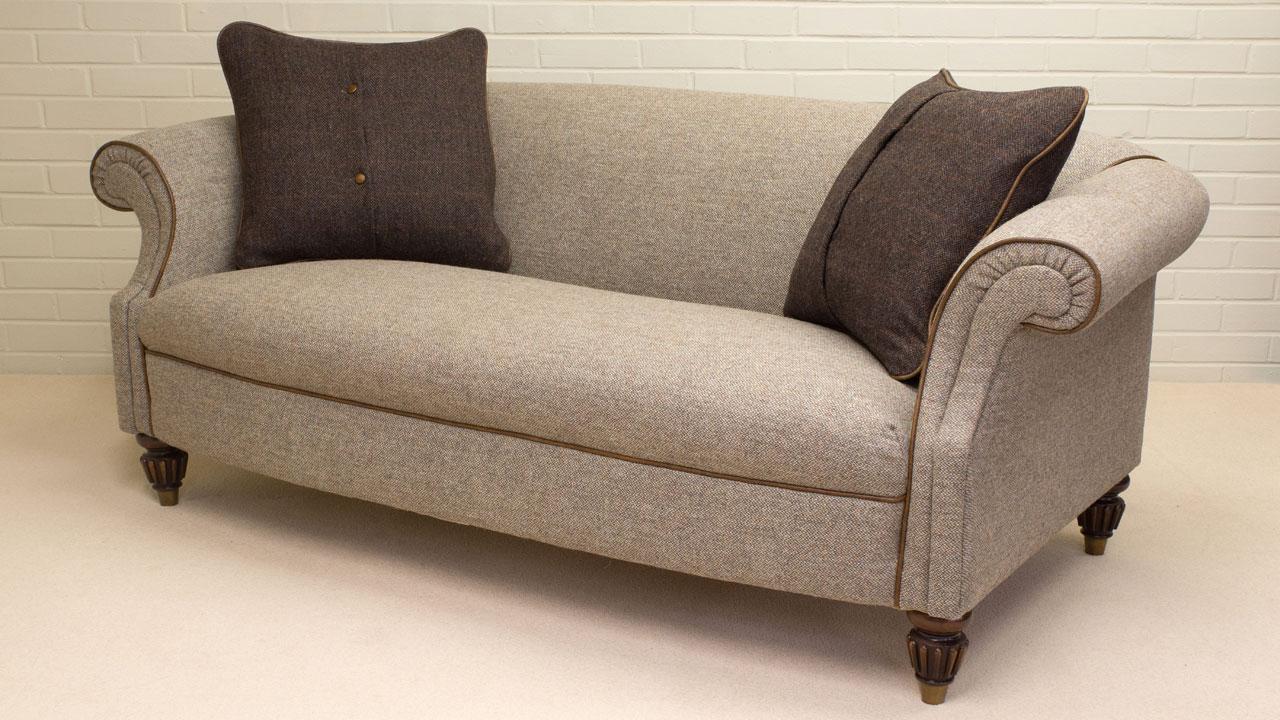 Oban Sofa - Angled View