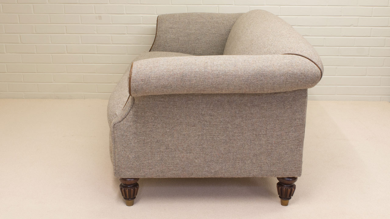 Oban Sofa - Side View