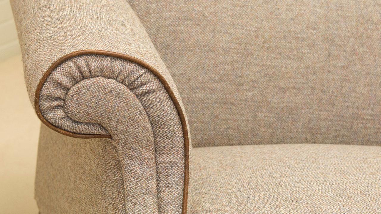Oban Sofa - Detail View