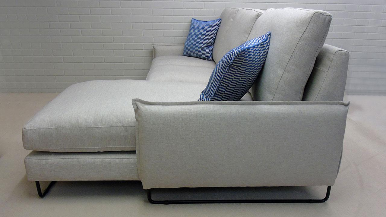 Oyko Sofa - Side View