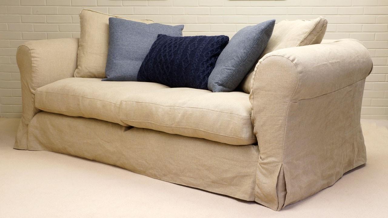 Sandbanks Sofa - Angled View
