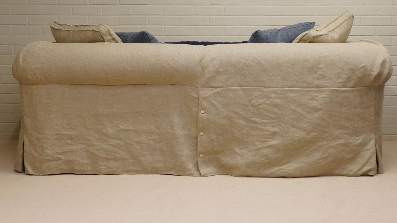 Sandbanks Sofa - Back View