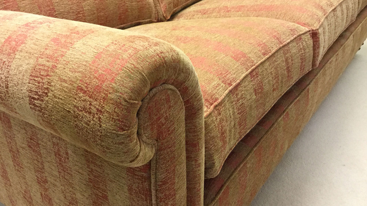 Duresta Southsea Sofa - Detail View - Alternative
