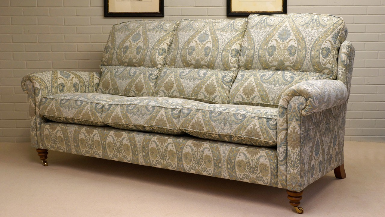 Duresta Southsea Sofa - Angled View
