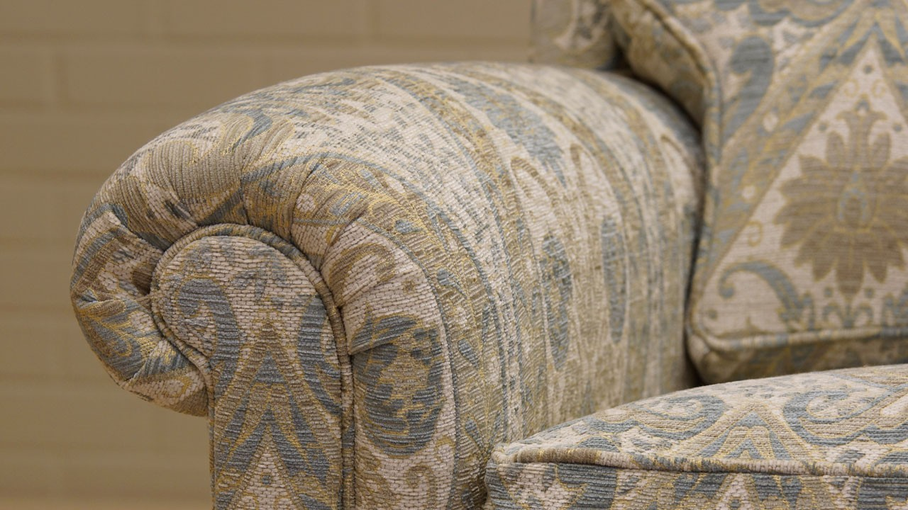 Duresta Southsea Sofa - Detail View