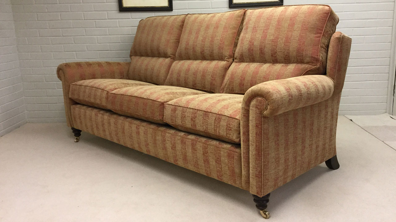 Duresta Southsea Sofa - Angled View - Alternative