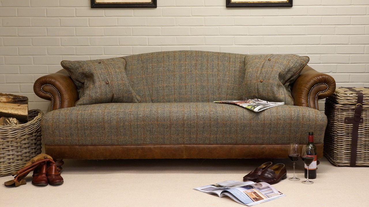 Tiree Sofa - Front View