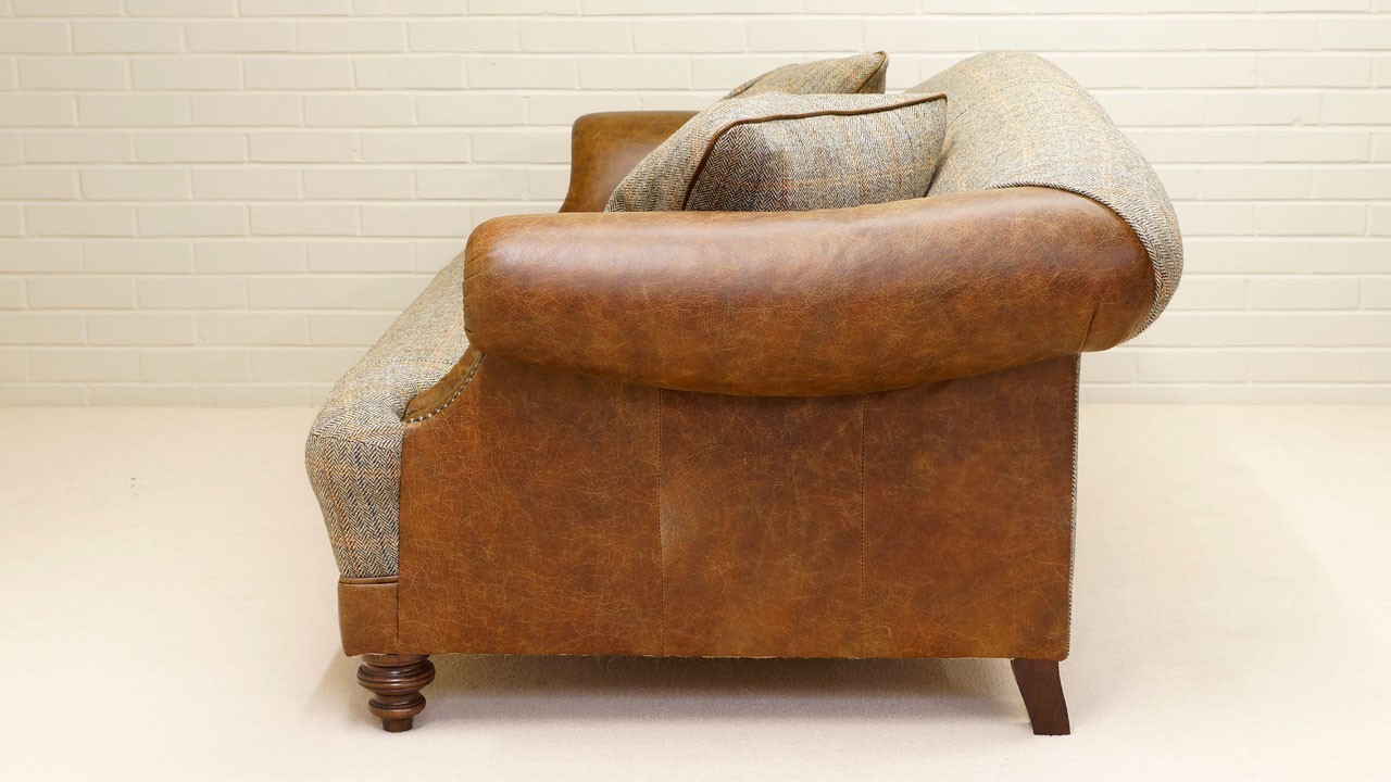 Tiree Sofa - Side View