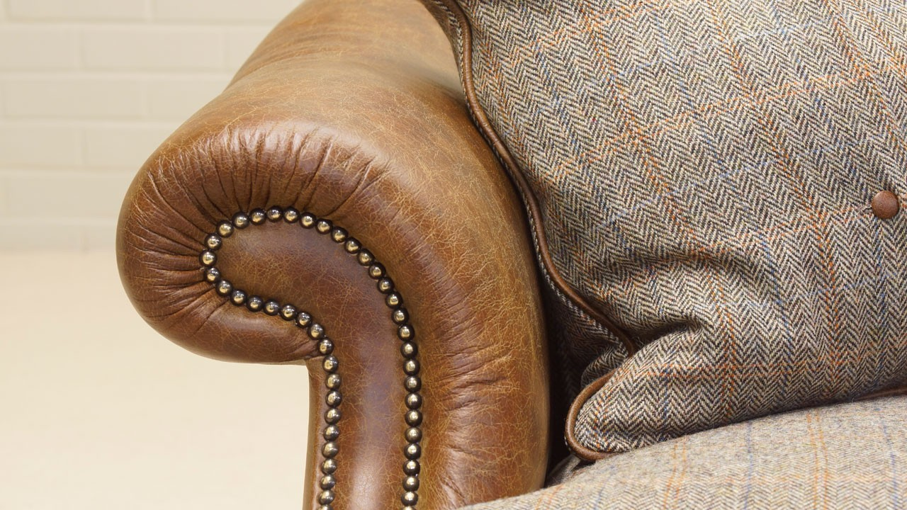 Tiree Sofa - Detail View