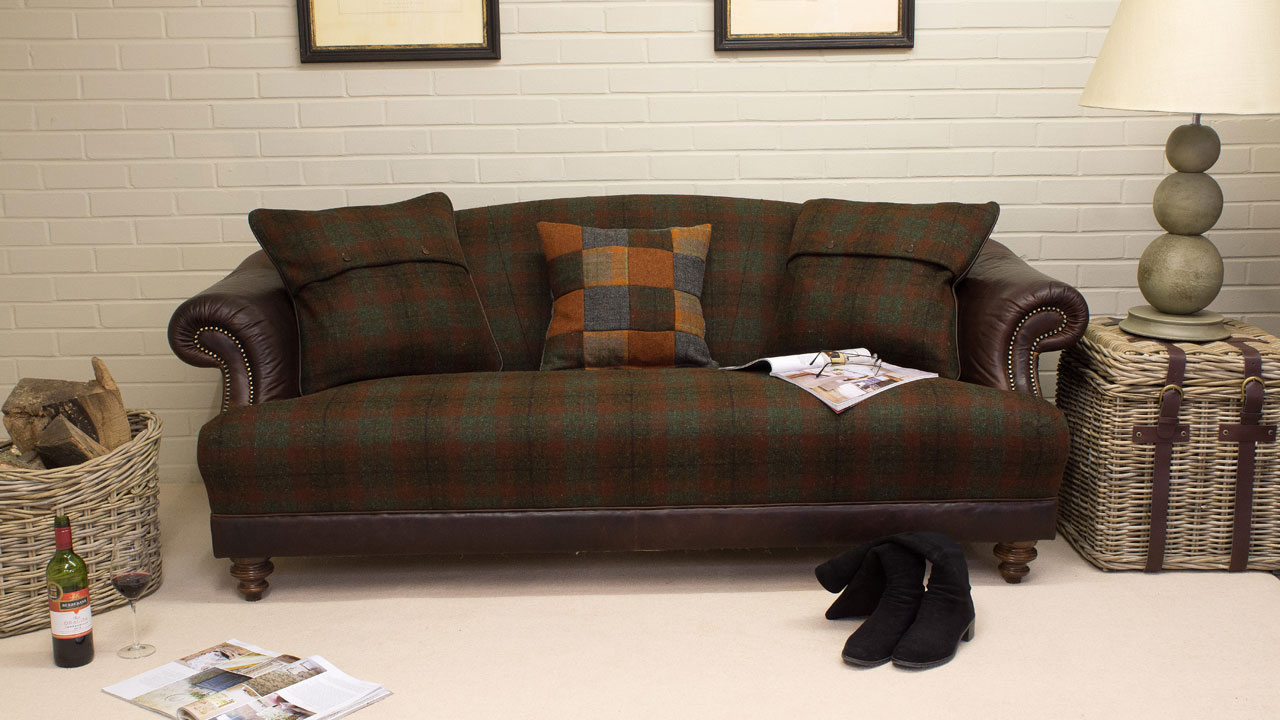 Tiree Sofa - Alternative Front View