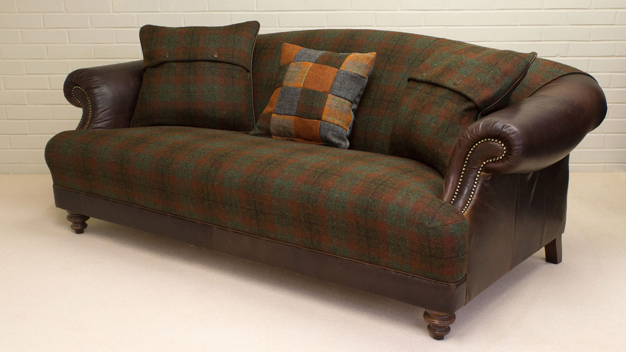 Tiree Sofa - Alternative Angled View