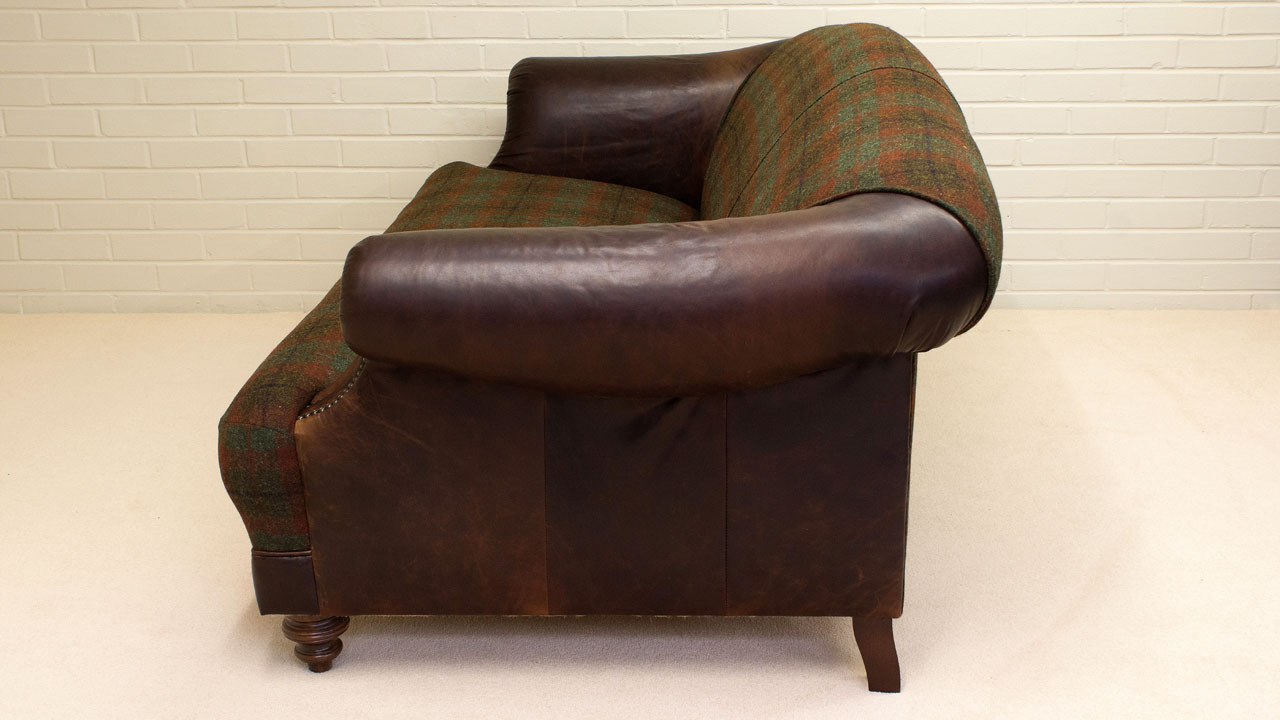 Tiree Sofa - Alternative Side View