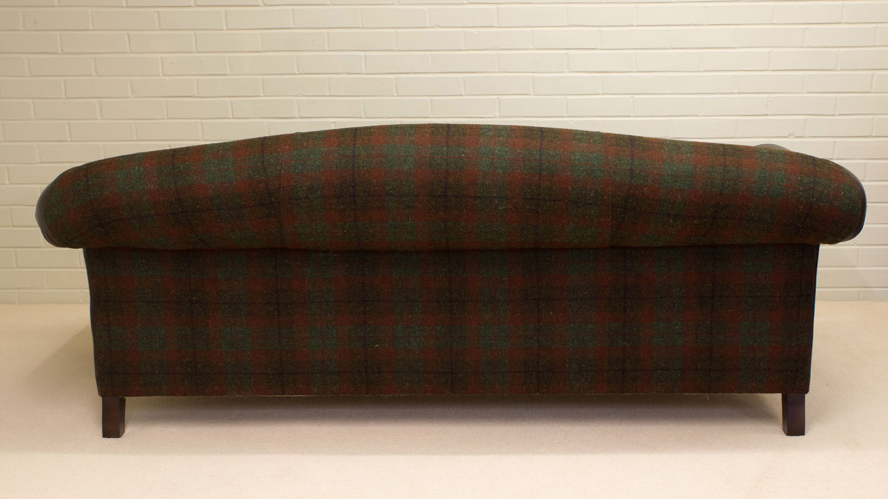 Tiree Sofa - Alternative Back View