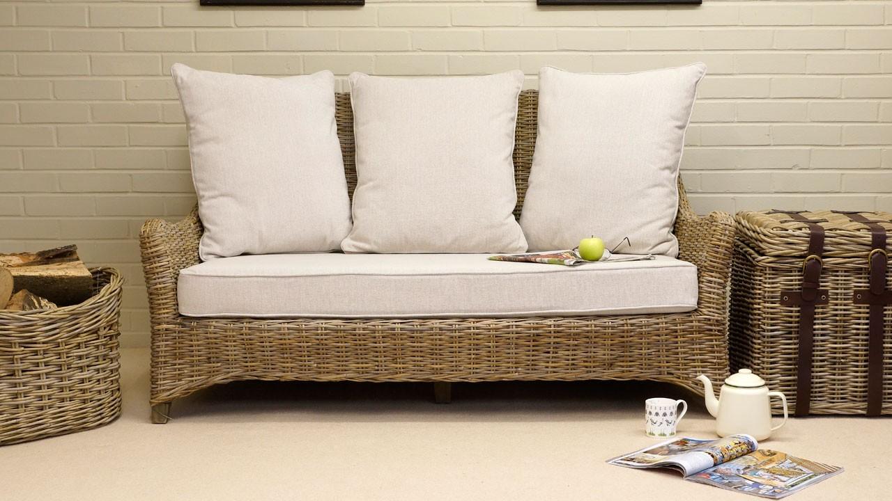 Transat Sofa - Front View