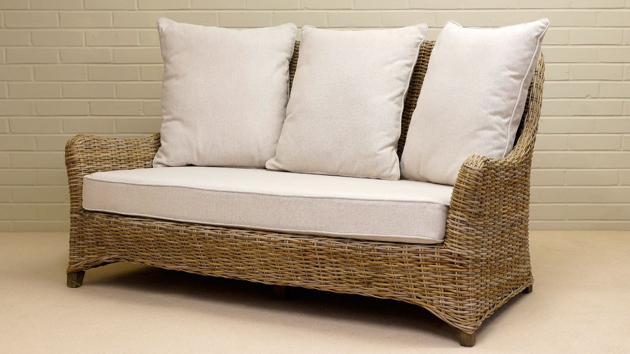 Transat Sofa - Angled View