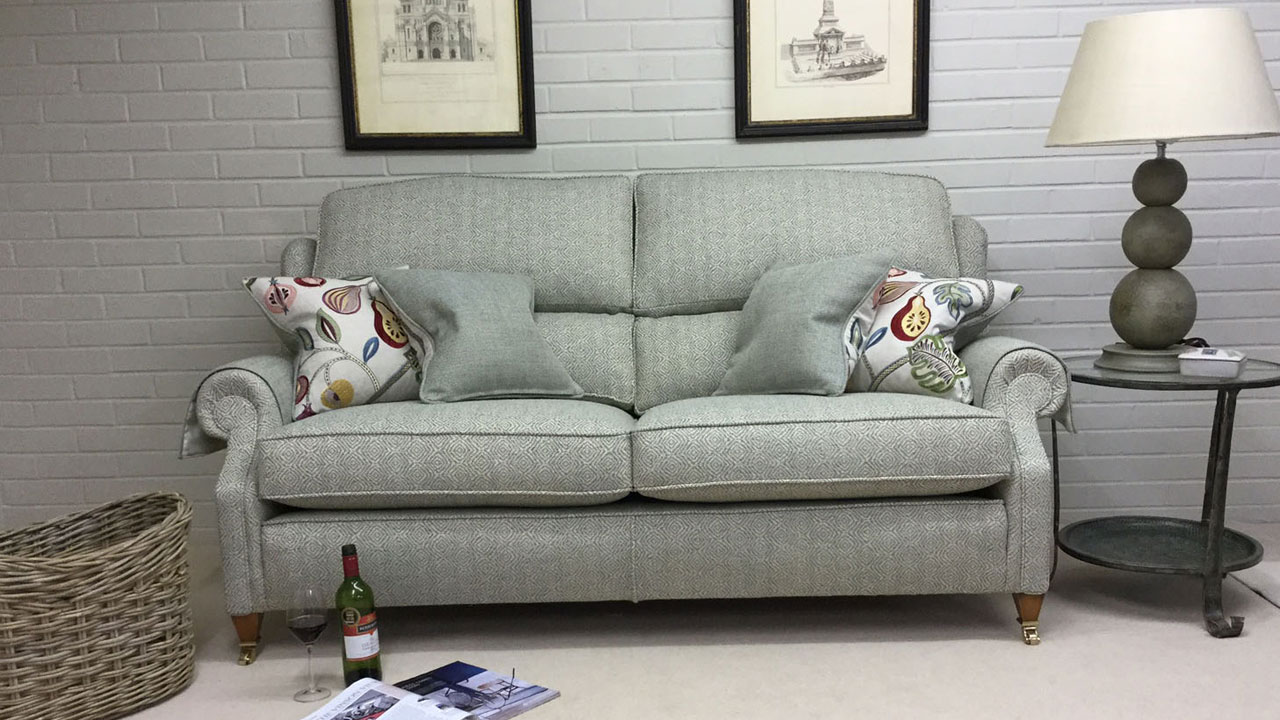 Winchester Sofa - Front View