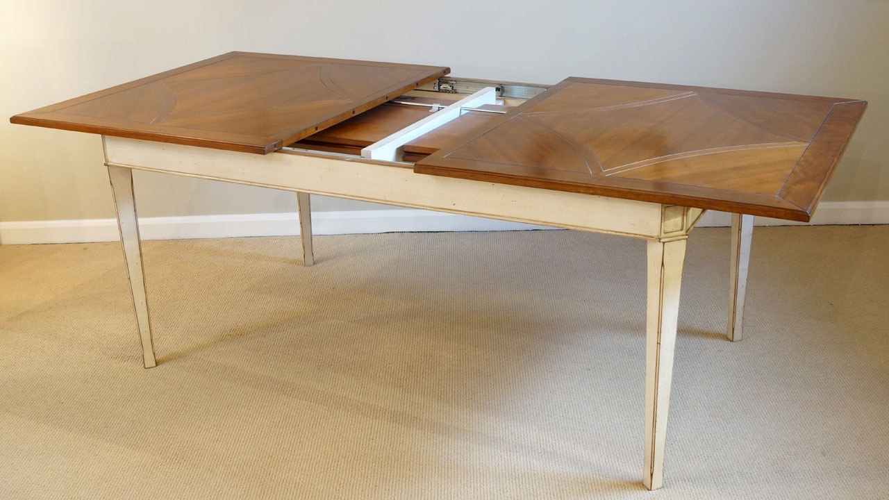 Carte Blanche Dining Table - Extending View