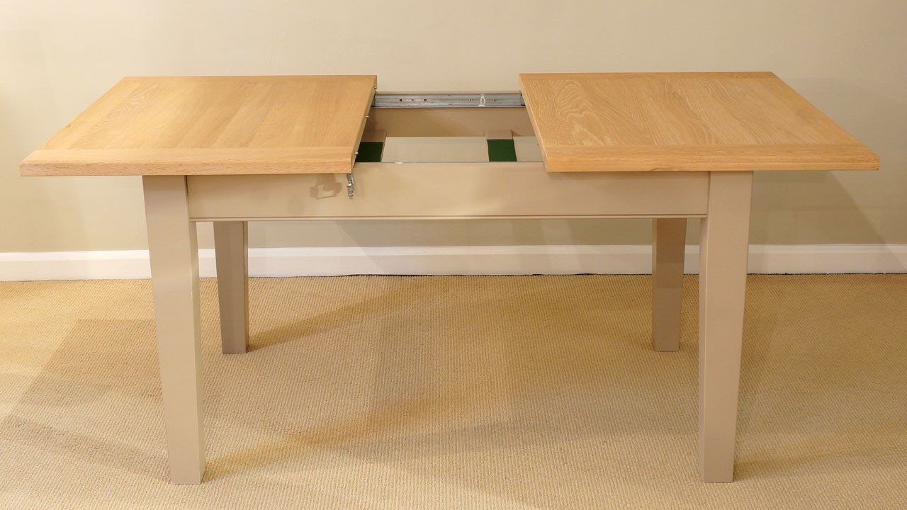 Chatsworth Dining Table - Extending View