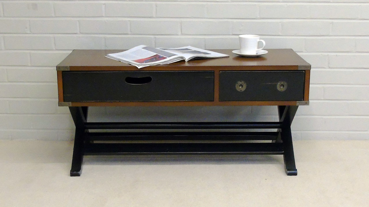 A&M Coffee Table - Front View