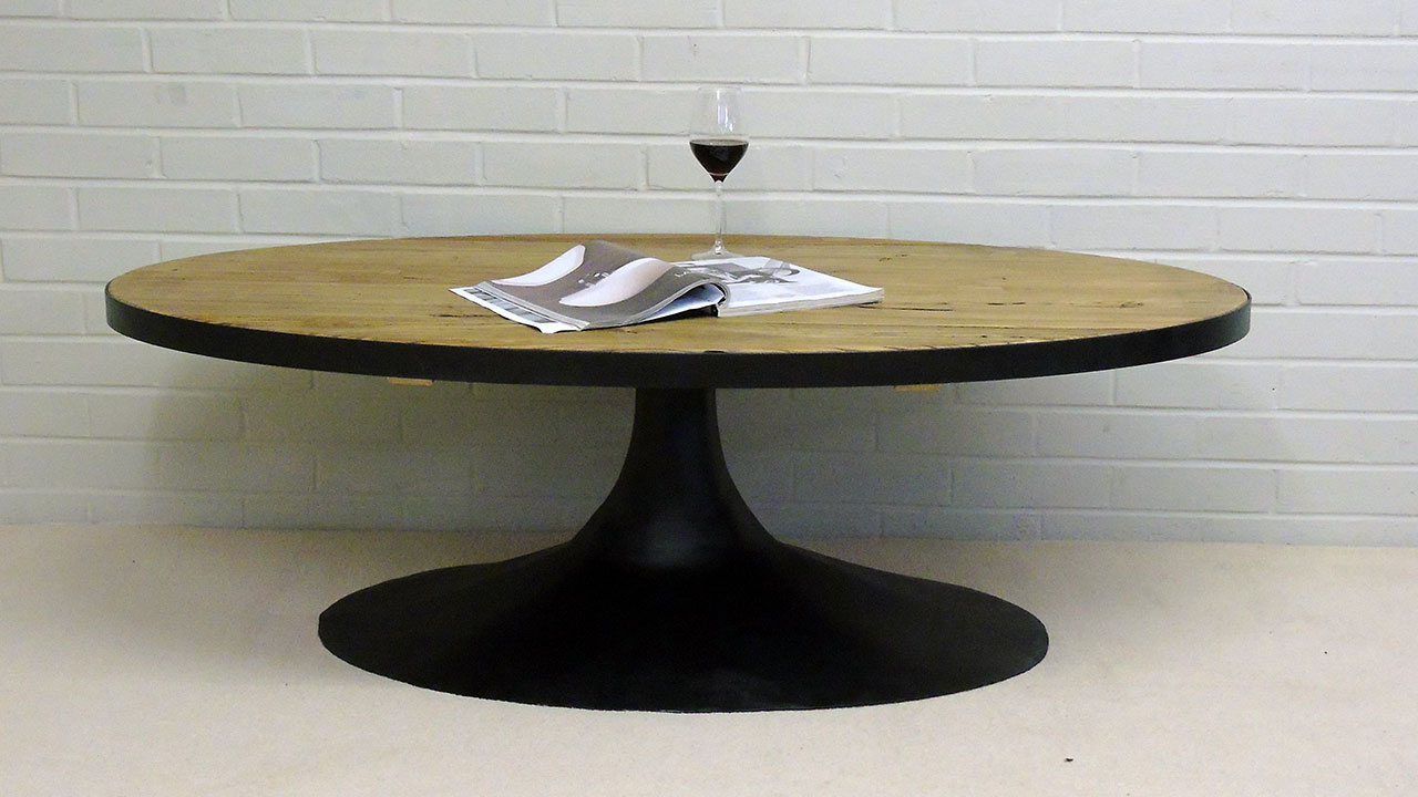 Everton Coffee Table - Front View