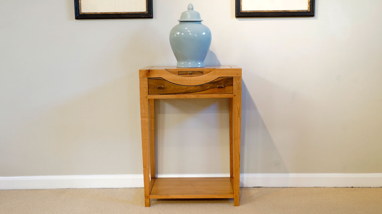 Horizon Console Table (ex display) - Front View
