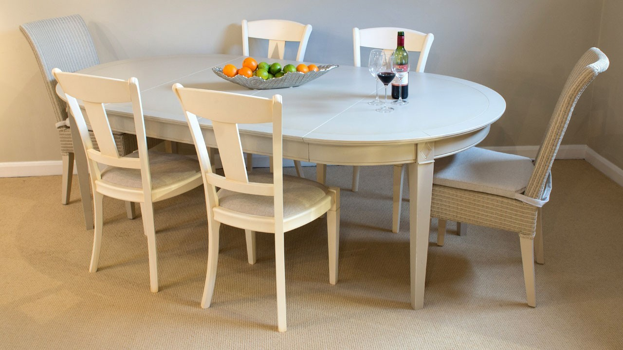 French style dining table ghshaw ltd for Styling dining room table