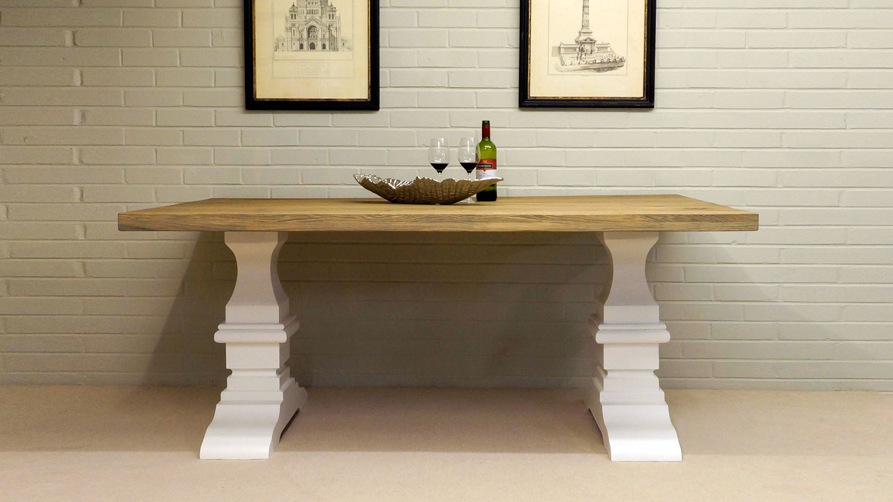 Richmond Normandy Dining Table - Front View