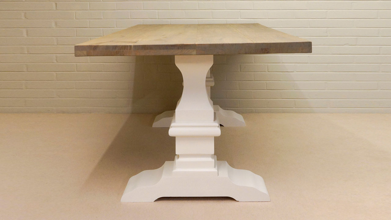 Richmond Normandy Dining Table - Side View