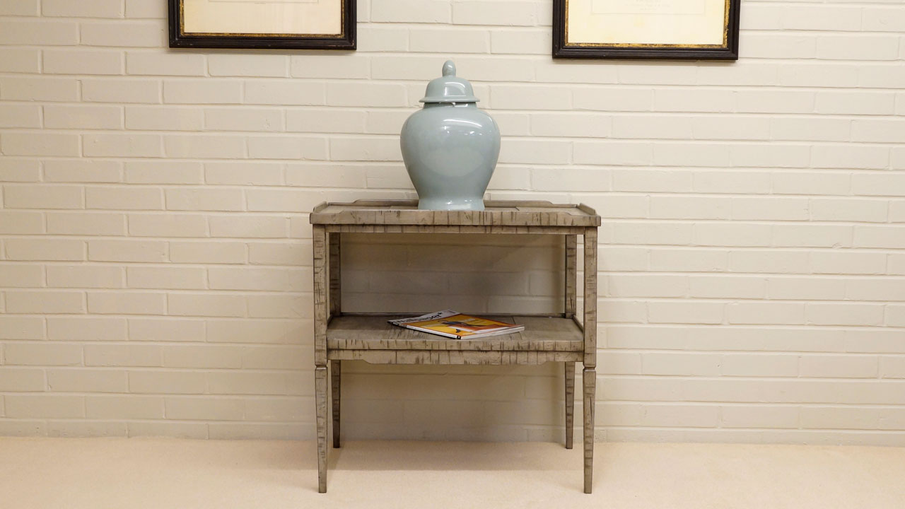 Jonathan Charles Side Table - Front View