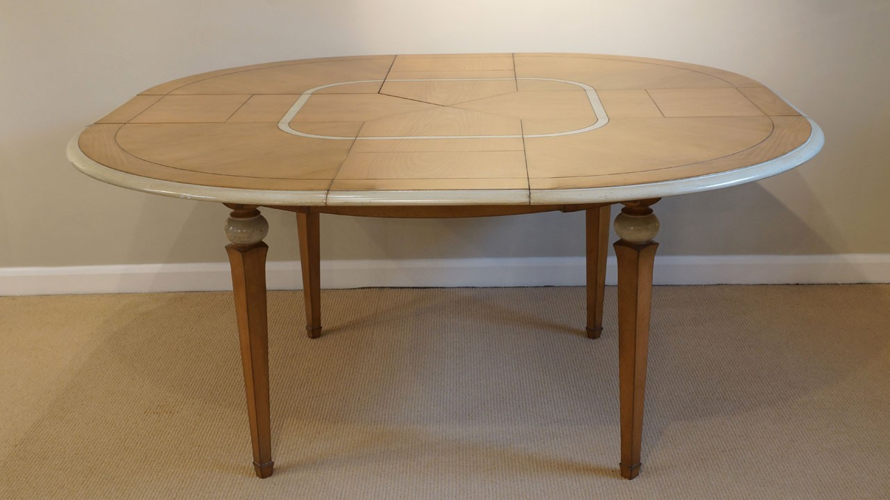 Vendome Dining Table (ex display) - Extended View