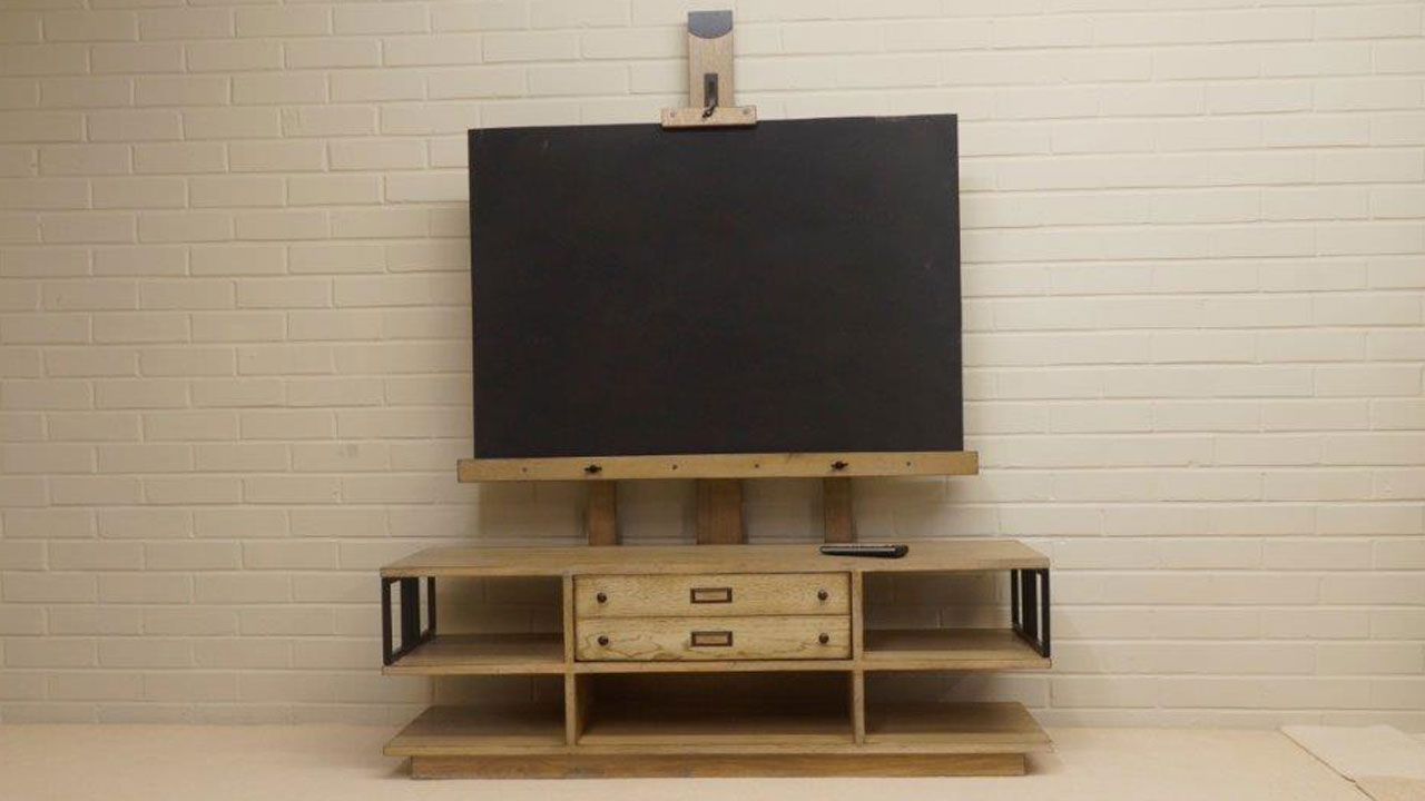 Manufacture TV Stand - Front View